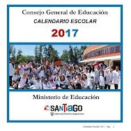 CALENDARIO ESC. 2017
