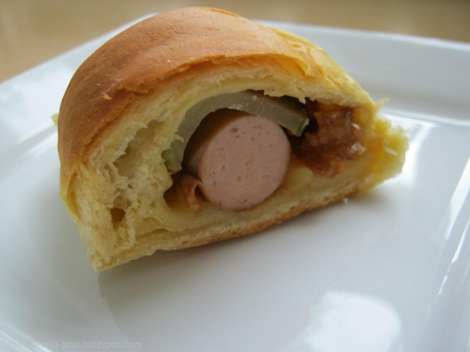 bento mania verr ckt nach der japanischen lunch box rezept des monats schnelle hotdog. Black Bedroom Furniture Sets. Home Design Ideas