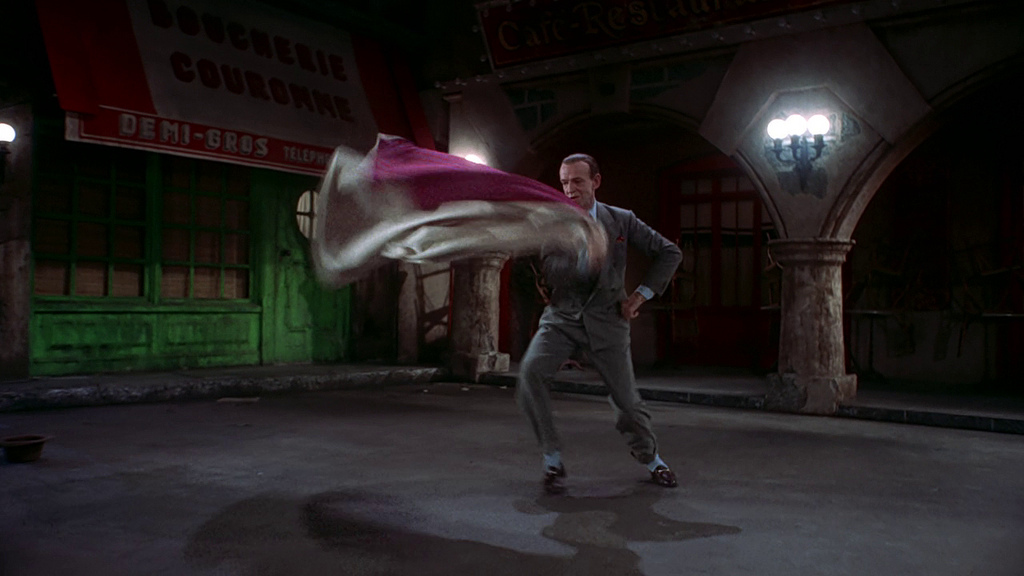 gene kelly and his great visual Greg jenner on the great song and dance man gene kelly, star of singin' in the rain he was so much better than he had any right to be born in pittsburgh in 1912, gene kelly was a broad.
