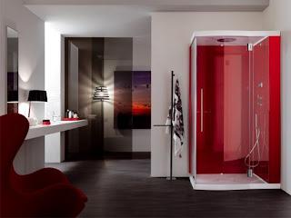 luxury bathroom interior design photo