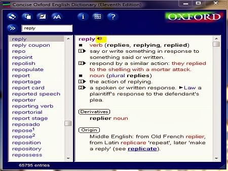 advanced english dictionary for pc