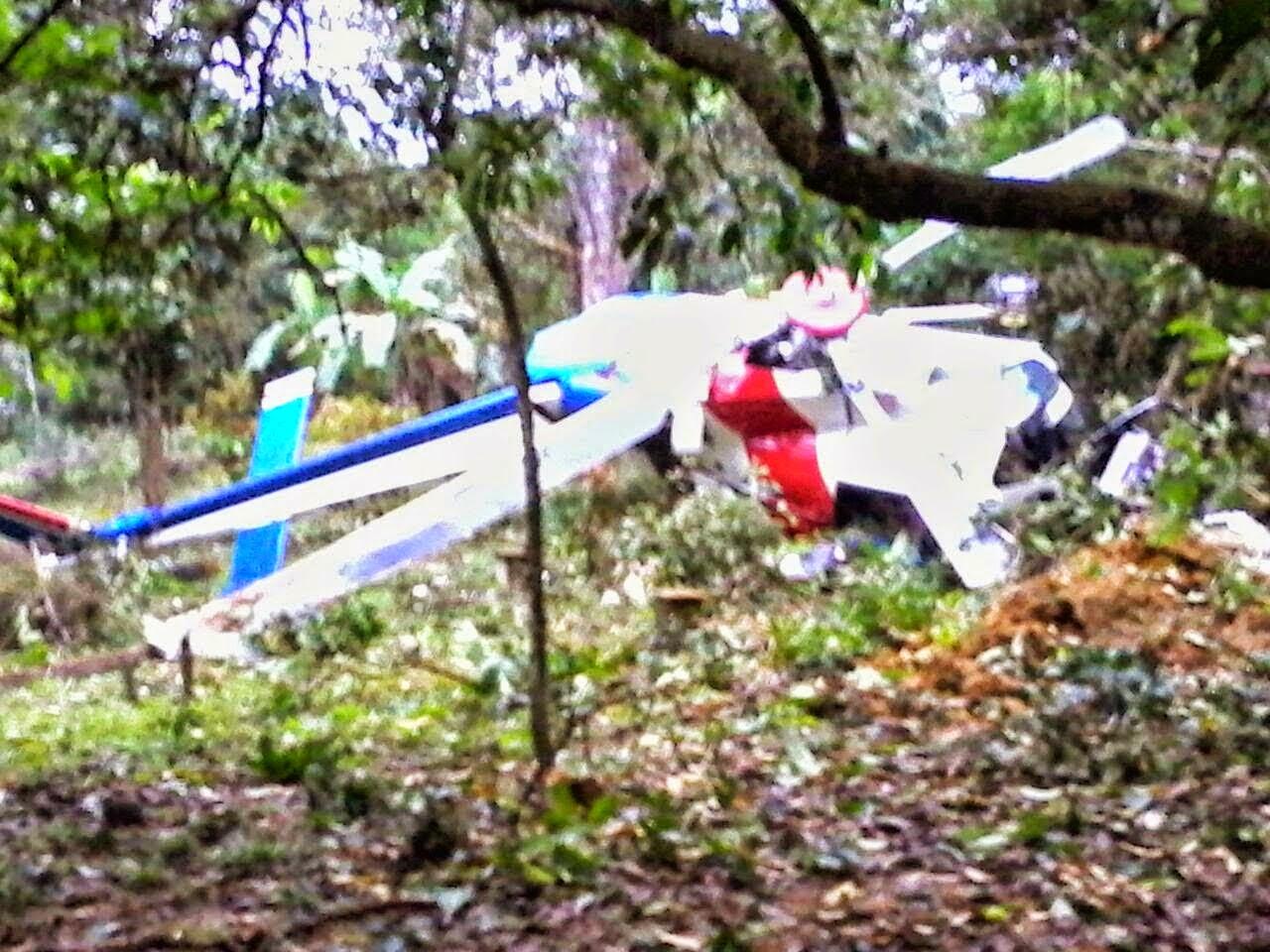 4 Terselamat Dalam Insiden Heli PDRM Terhempas Di Kelantan, info, terkini, berita hangat, helikopter terhempas di kelantan