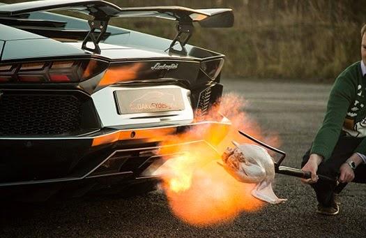 Lamborghini Aventador 04 Lamborghini Aventador ile Hindi Pişirme