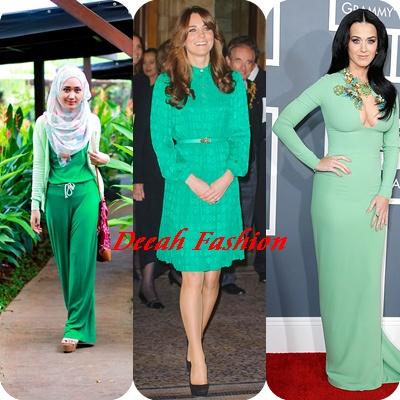 trend fashion populer 2013
