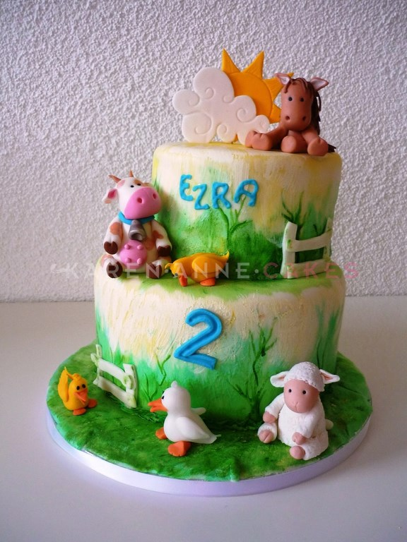 Cakes By D Anne