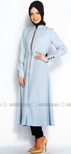 Foto Baju Muslim Wanita untuk Kerja