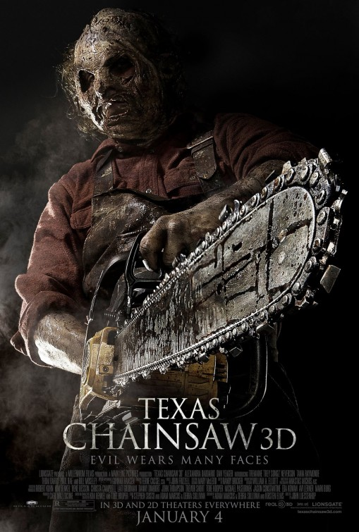 Texas Chainsaw Massacre 3D | Teaser Trailer