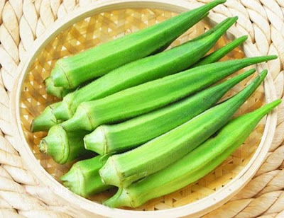 Nutrition from okra