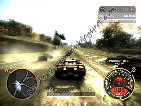 Free Download Games - Need For Speed Most Wanted