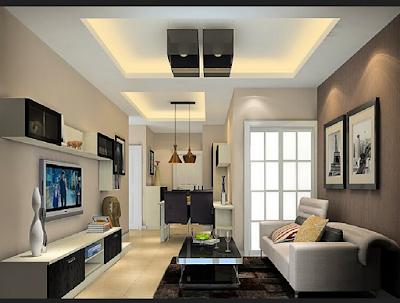 Model Plafon Rumah Minimalis Modern