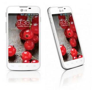 Spesifikasi Harga LG Optimus L5 II Dual