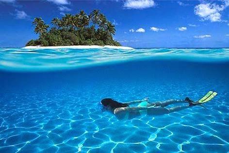 Berenanglah bersama saya