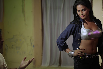 Hot Stills from Telugu Film  'Rangeela' starrer hot Veena Malik