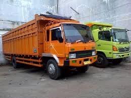 jasa penyewaan mobil truck di daerah cikarang