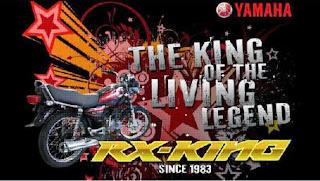 Sejarah RX King Motor Legenda 2 Tak