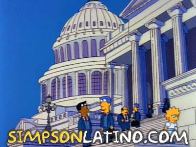 Los Simpson 3x02