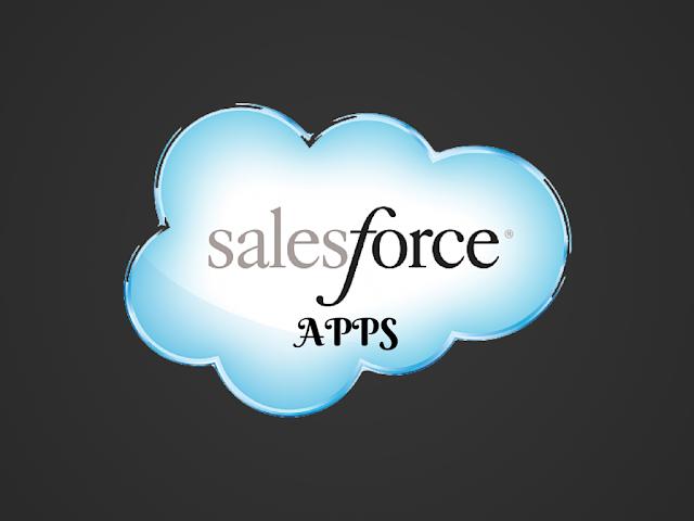 Useful marketing apps on salesforce