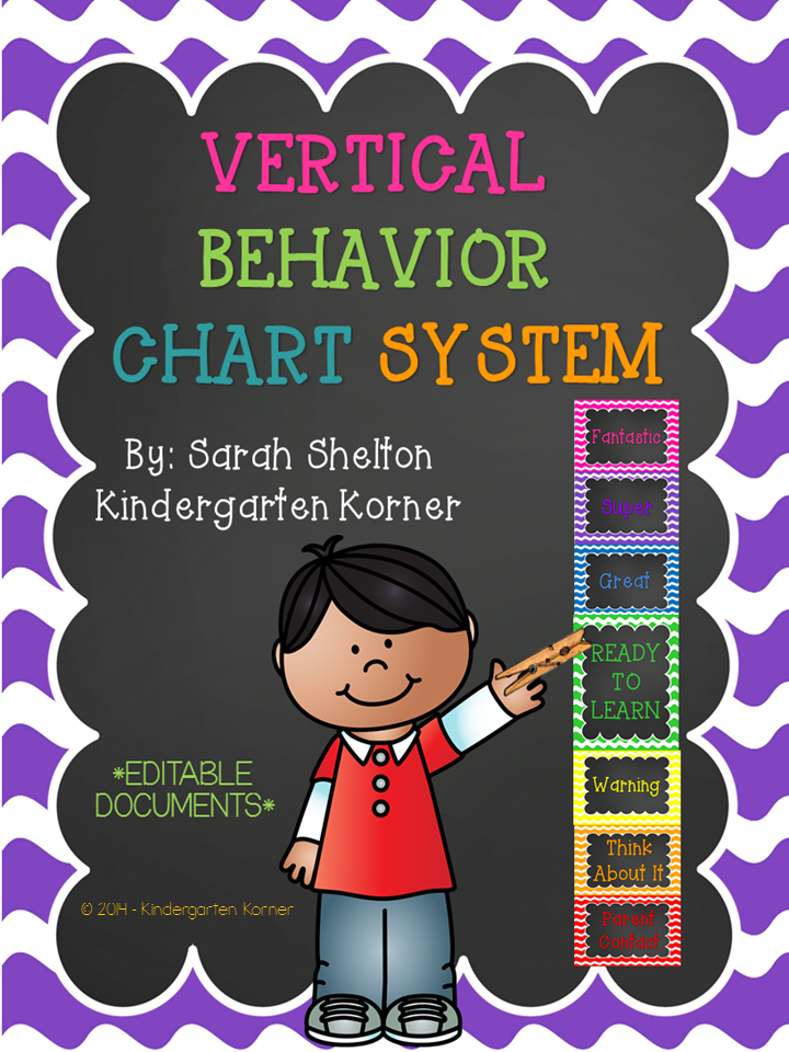 http://www.teacherspayteachers.com/Product/Vertical-Behavior-Chart-System-Chalkboard-1300976