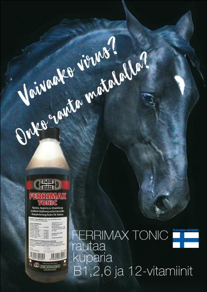 Black Horse Ferrimax Tonic 1 L