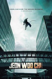 Ver online: Woochi, cazador de demonios (2009)