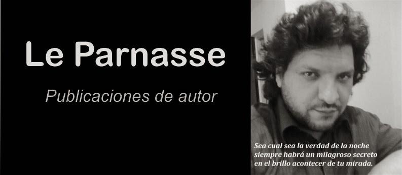 LE PARNASSE - Publicaciones de autor