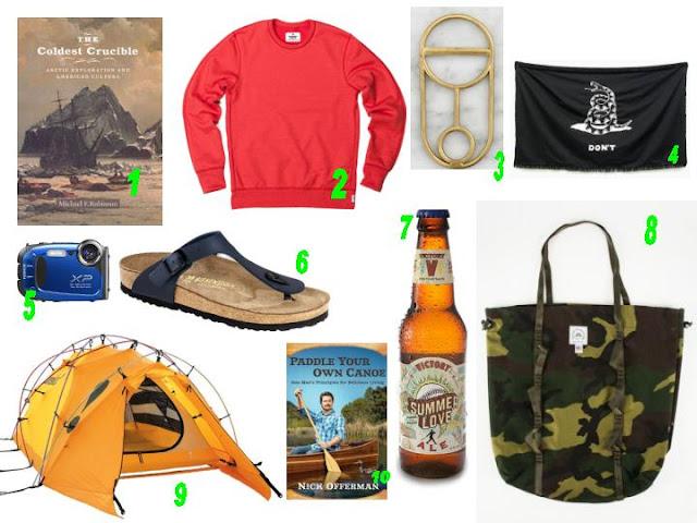 Summer Camping Gear