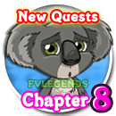 FarmVille Australia Chapter Eighth 8th (VIII) Quests