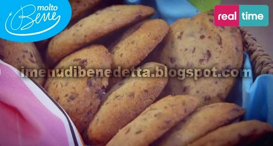 Chocolate Chip Cookies di Benedetta Parodi