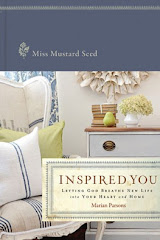 And Featured in Miss Mustard Seed's Amazing Book !