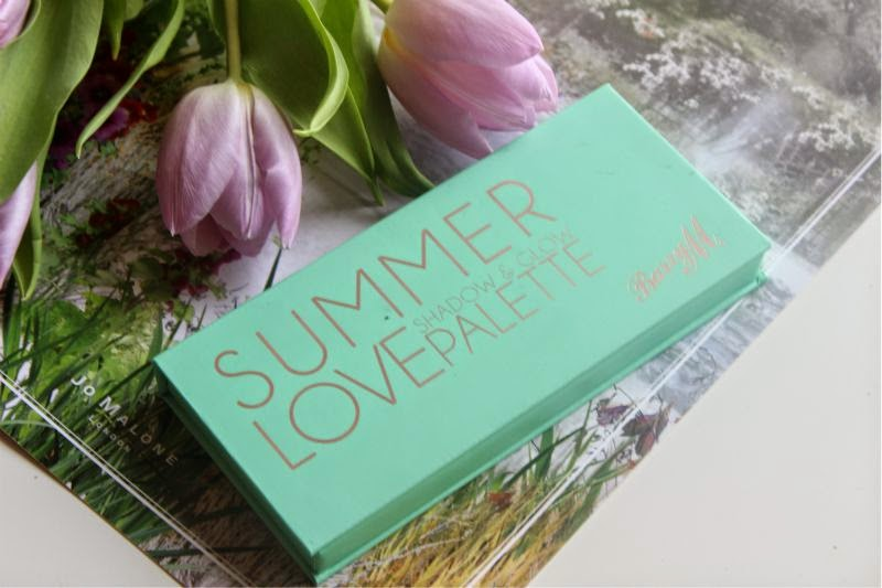 Barry M Summer Love Palette