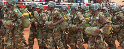 Which day is <b>Nigeria Army</b>