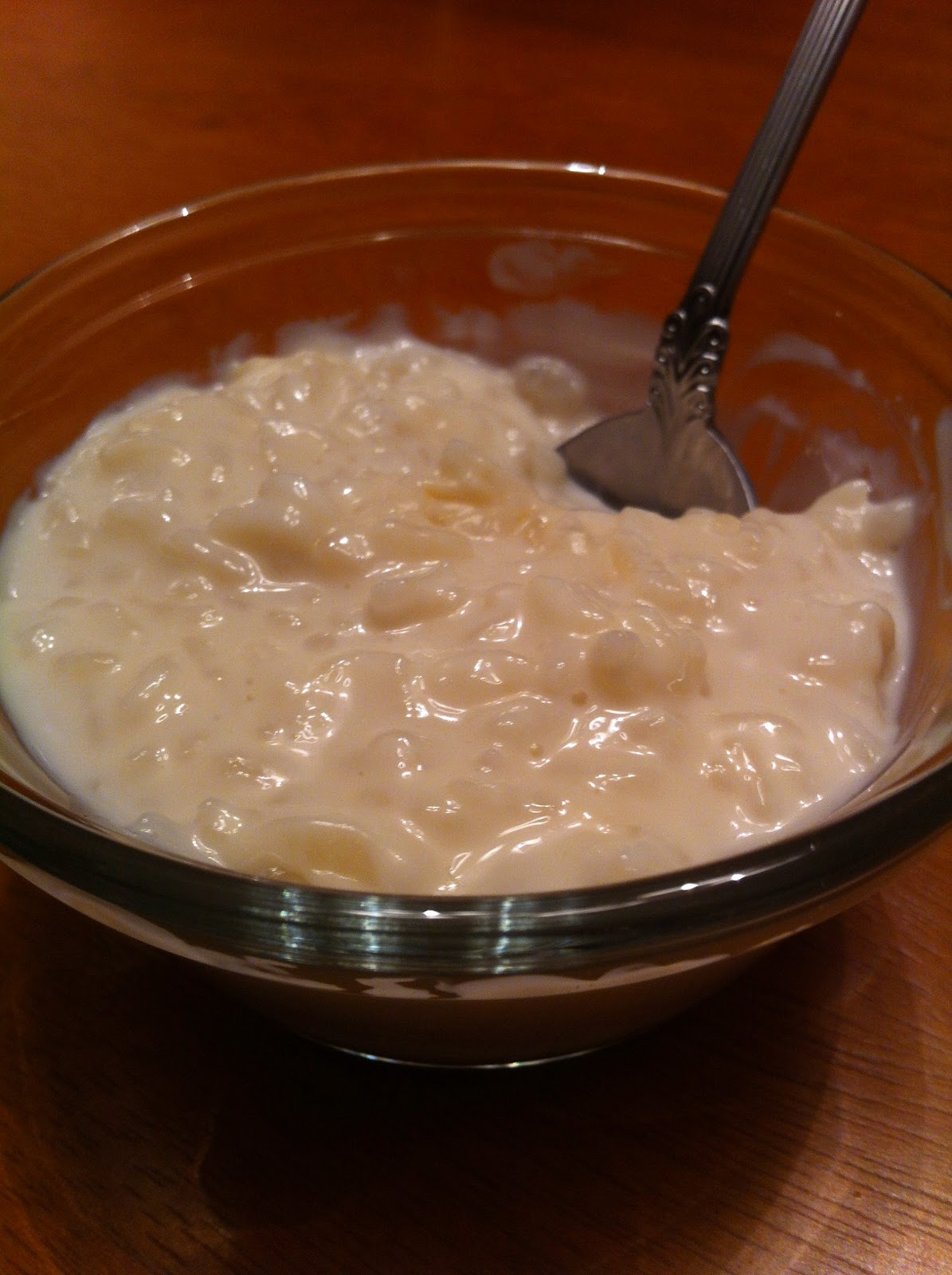See.Try.Eat: Honey Coconut Rice Pudding
