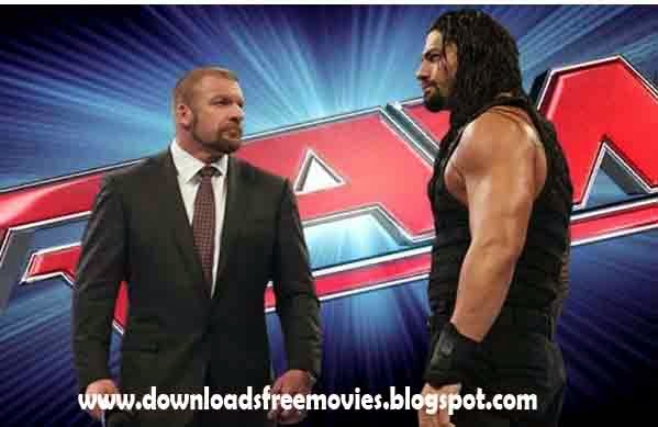 WWE Raw 8th February 2015 - 02/08/2015 Watch Online Download DVDscr