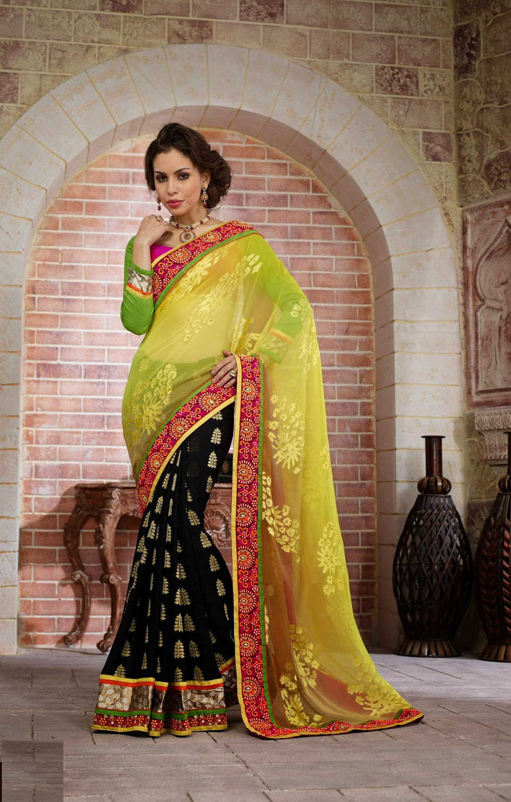 www.veerafab.com: Buy Online Saree | Traditional Wear Designer Saree