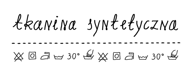 tkanina syntetyczna