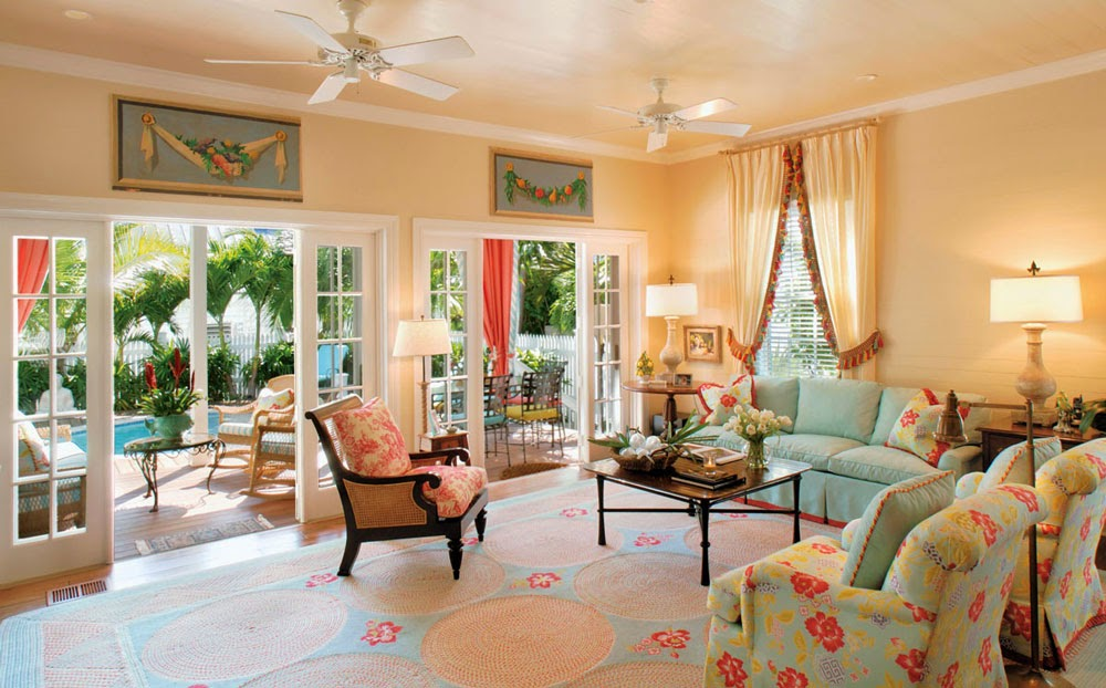 Key West Style Home Decor