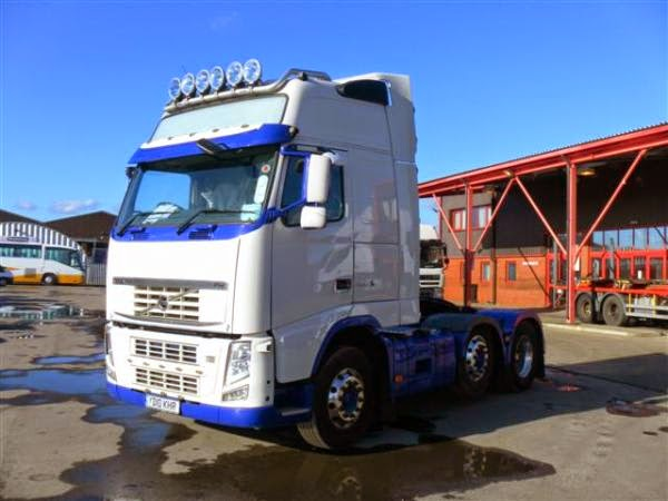 truck and plant online sales : used volvo trucks for sale