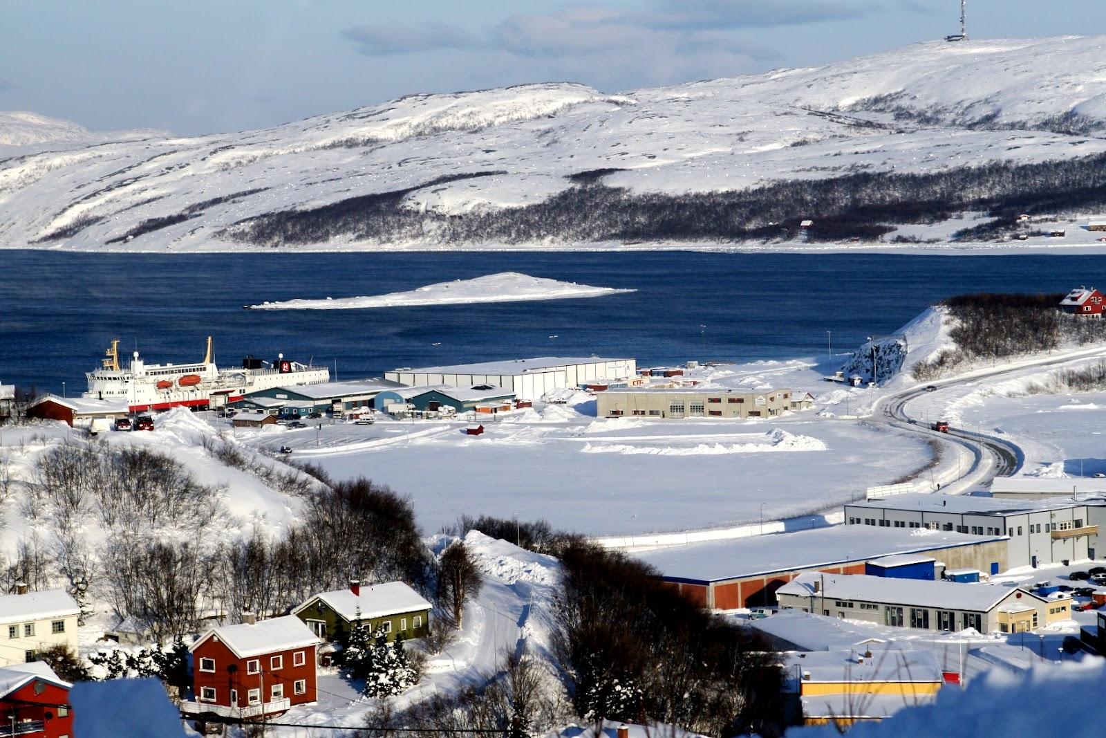 Kirkenes Norway  city images : Travel & Adventures: Kirkenes. A voyage to Kirkenes, Norway Norge ...
