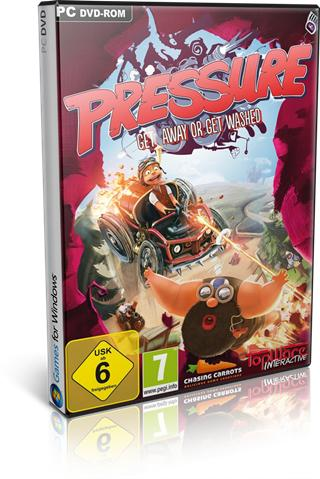Pressure PC Full Español RELOADED