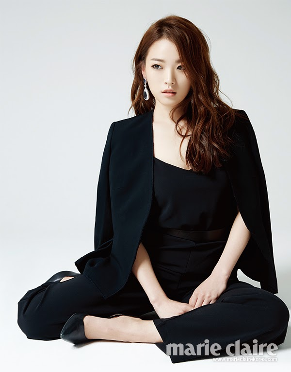 Cheon Woo Hee - Marie Claire Magazine May Issue 2014
