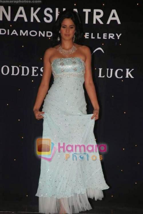 Katrina Kaif promotes Nakshatra diamonds in Taj Land