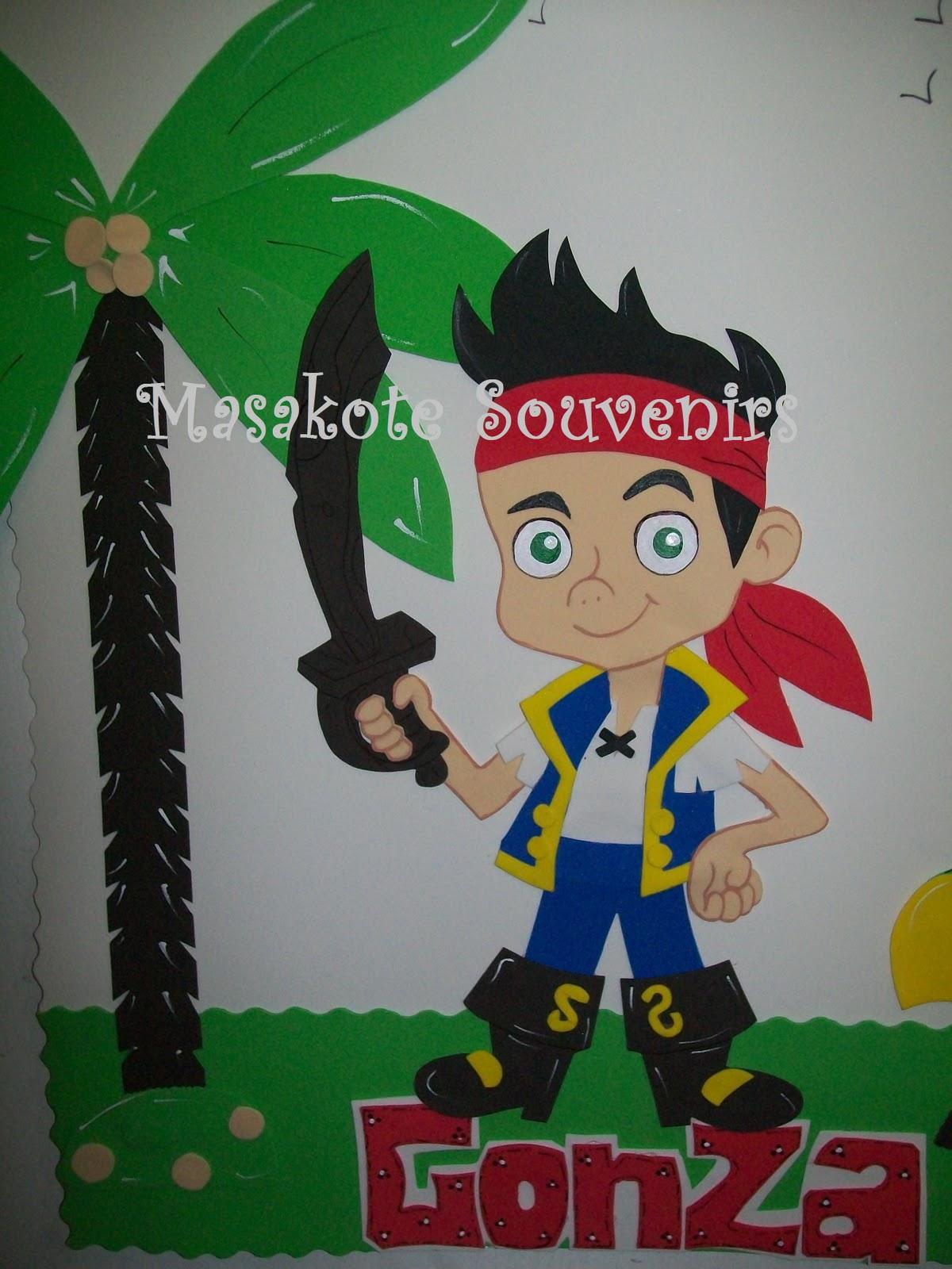 Decoraci n jake y los piratas de nunca jam s pictures to pin on - Jake Y Los Piratas Del Nunca Jam S