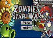 Pvz Zombies Star War