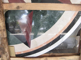 Contoh Border Inlay Marmer