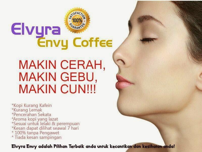 Cantik dengan Elvyra Coffee