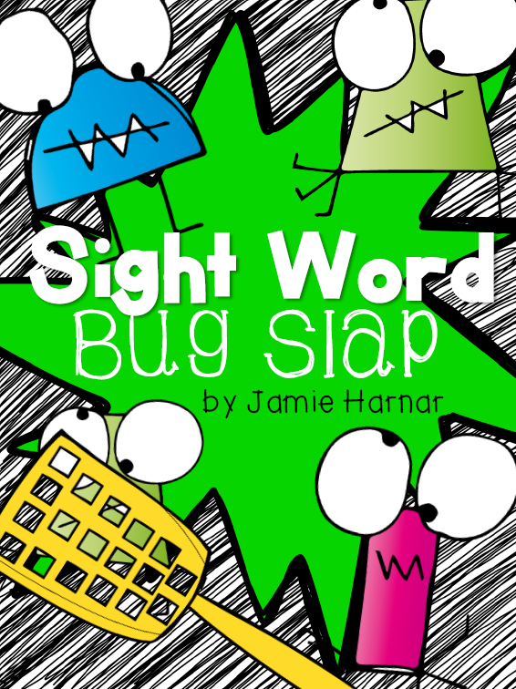 https://www.teacherspayteachers.com/Product/Sight-Word-Bug-Splat-Pre-Primer-and-Primer-Words-1773205