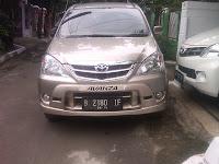 Pengiriman Pengecekan Avanza B 2180 IF tujuan  Kupang