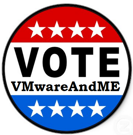 VOTE For VMwareAndME