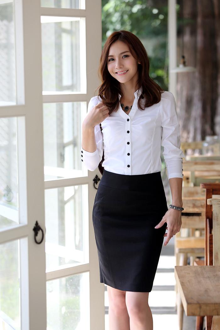 Модные Белые Блузки С Доставкой