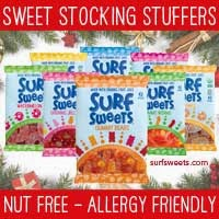 Nut-Free, All-Natural Candy
